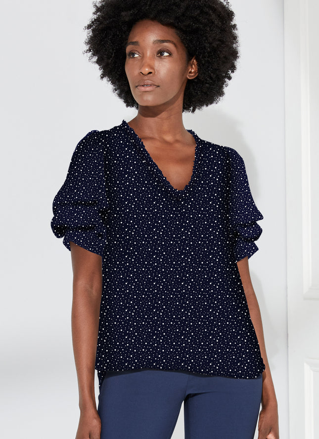 Applegate Puff Sleeve Top