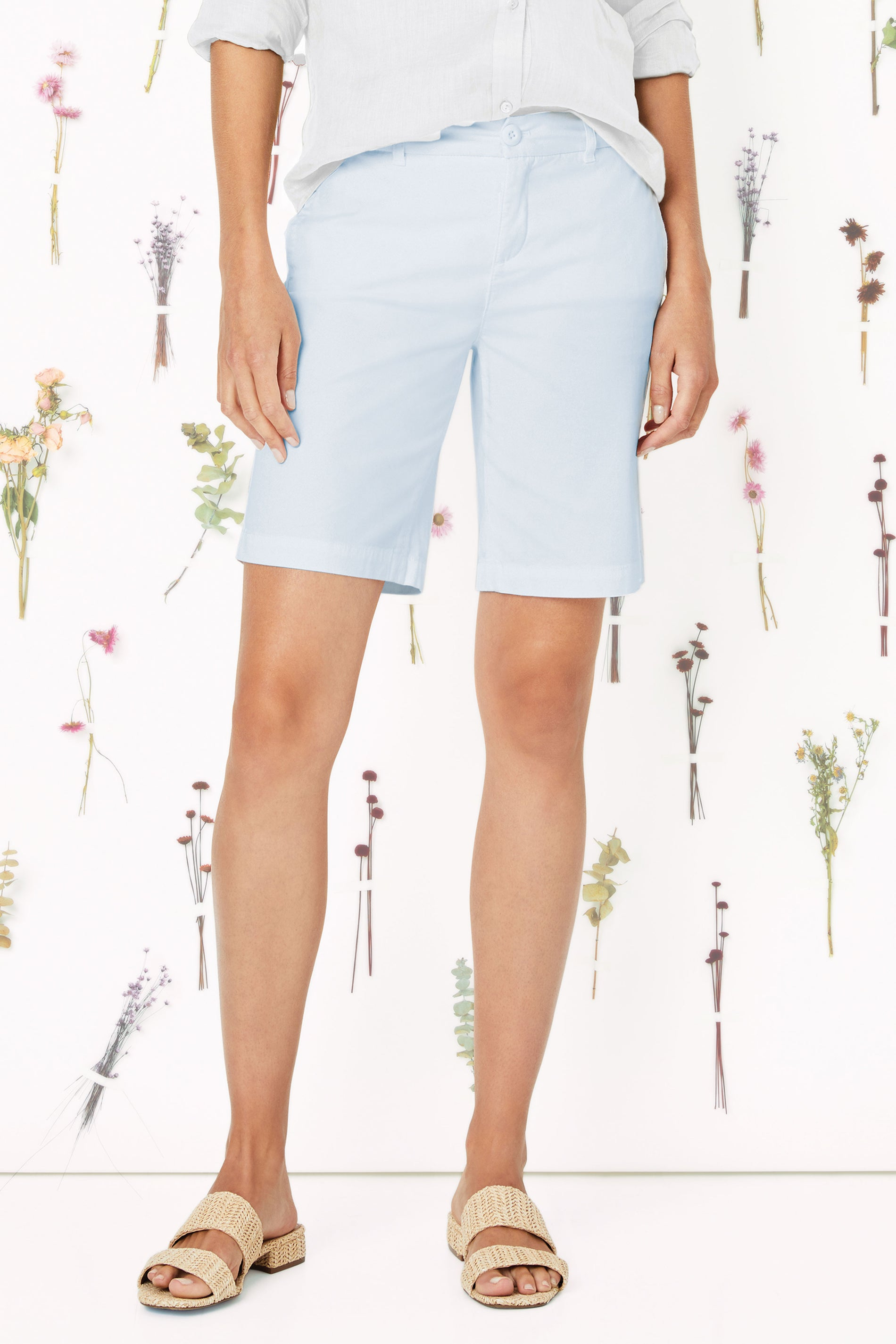 Nash Montauk Stretch Bermuda Short