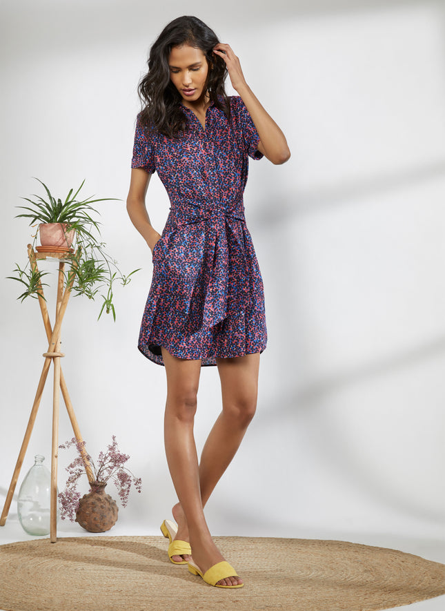Keaton Shirt Dress