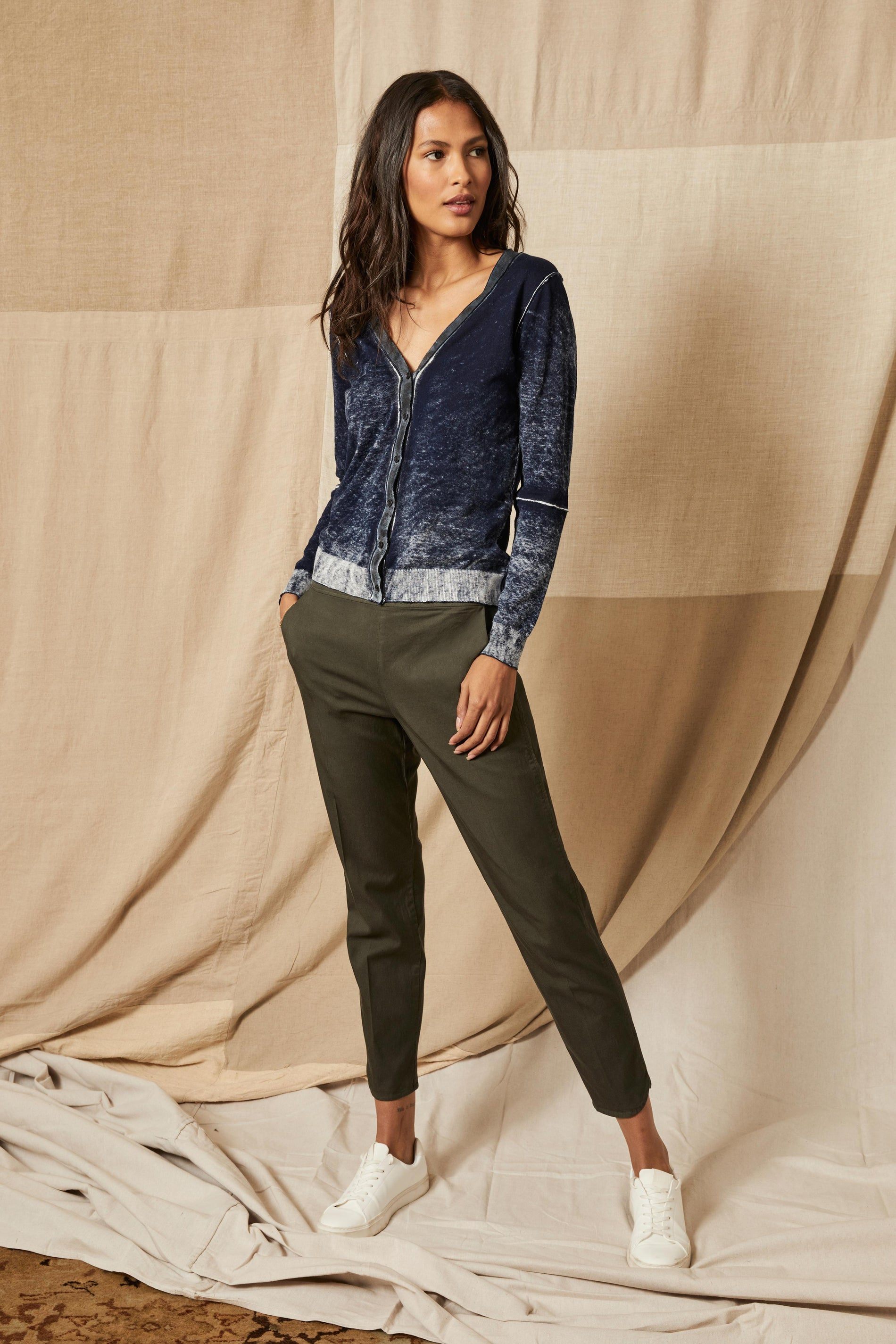 St. Catherine Easy Pull on Pant