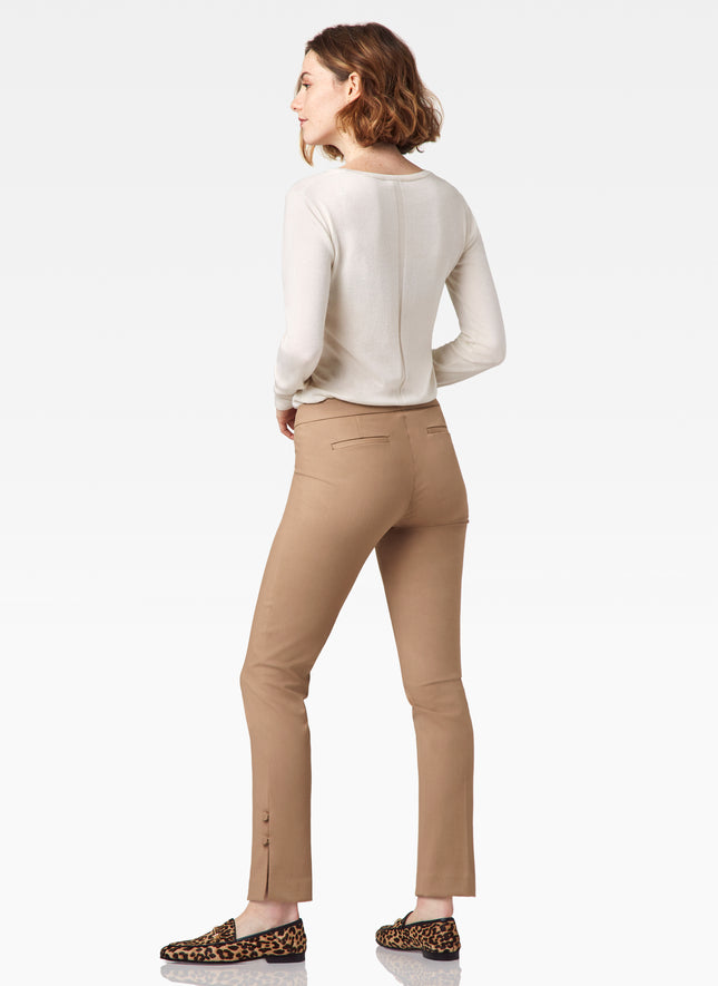 Lenox Button Ankle Pant