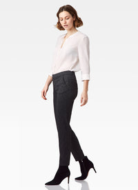 Mayfair Textured Stretch Pant