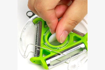 Multi-Function Rotary Peeler (Random Color)