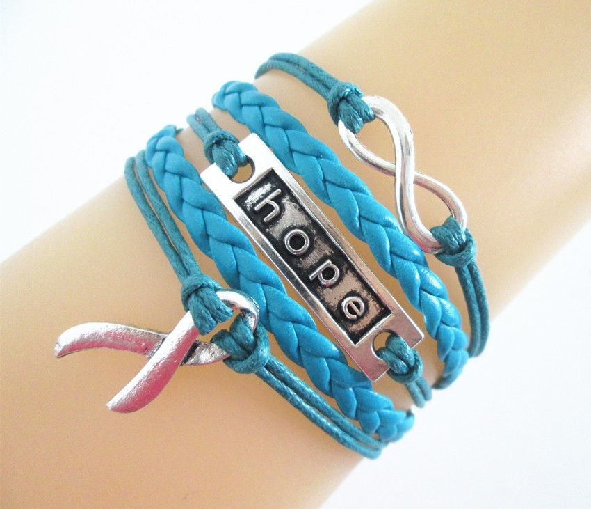 Hope Bracelet - Multiple Colors