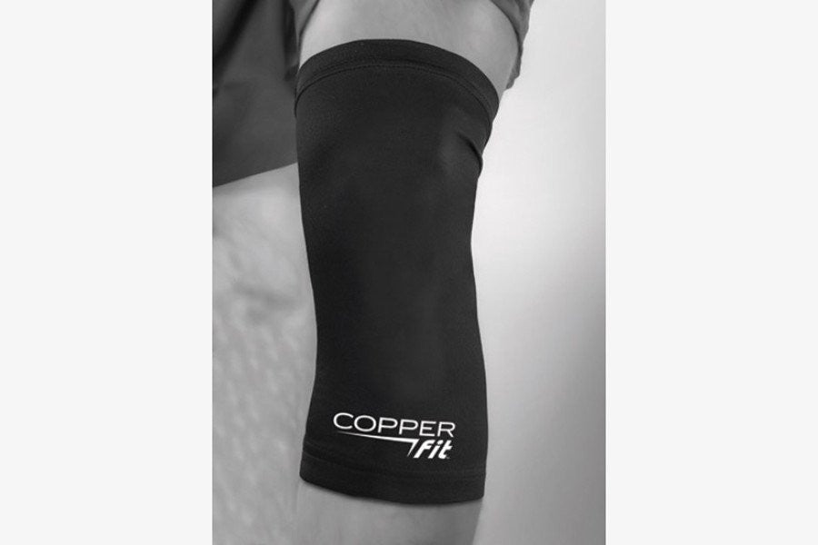 Copper Fit Knee Compression Sleeve