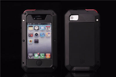 Tactical Heavy Duty iPhone Armor