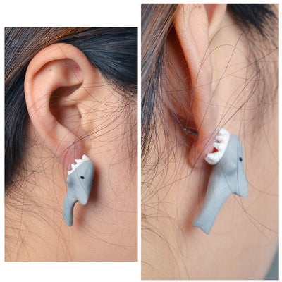 Shark Earrings!