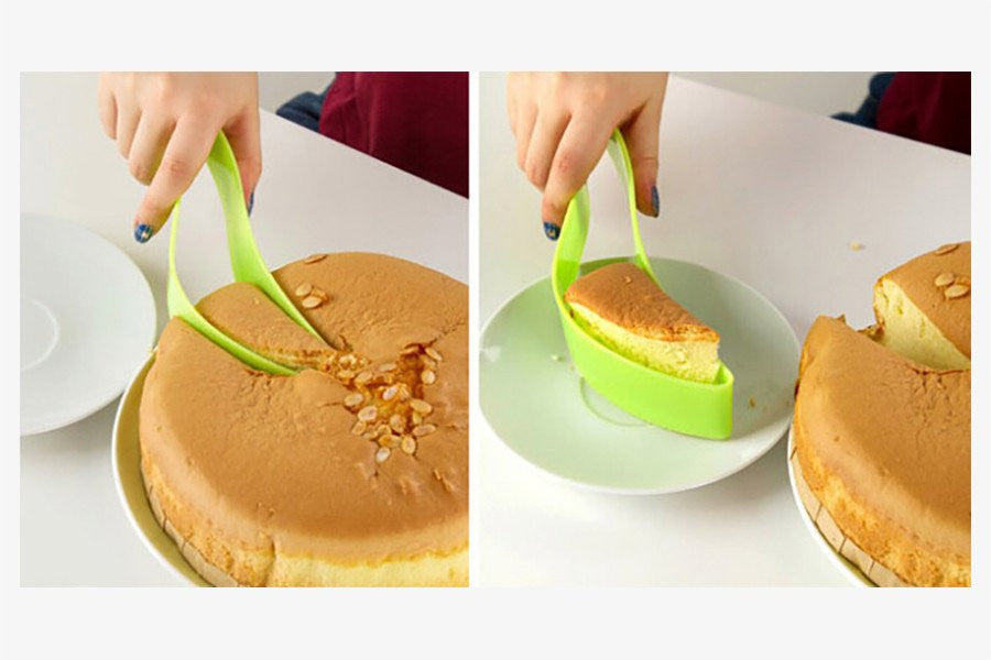 Magic Cake Slicer