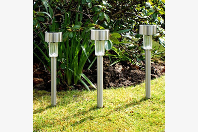 Multicolor LED Garden Light