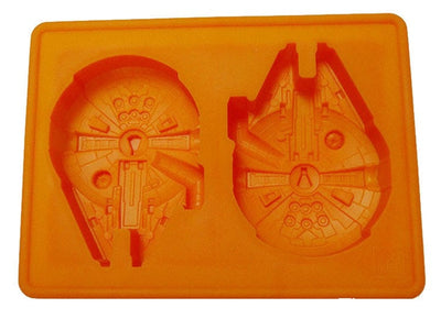 Star Wars Silicone Molds - Ice, Chocolate, Jelly, Cookies - FREE Shipping