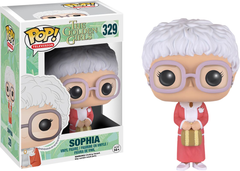 Golden Girls Funko Pop - set of all 4