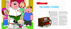 Family Guy Inside Family Guy Book (SIGNED BY SETH MACFARLANE)