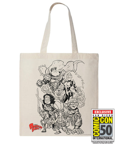 American Dad SDCC 2019 Exclusive tote - (pickup only)