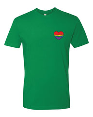 Pride 2020 - GREEN - Bob's Burgers Burger of the Day tee