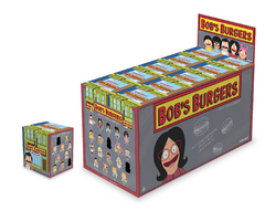 "Kidrobot Bob's Burgers 3"" Blind Box Mini Series (WORLDWIDE EXCLUSIVE PREMIER)  (WONDERCON PICKUP ONLY)"