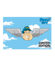 2019 Family Guy This is your captain speaking enamel pin - (pickup only)