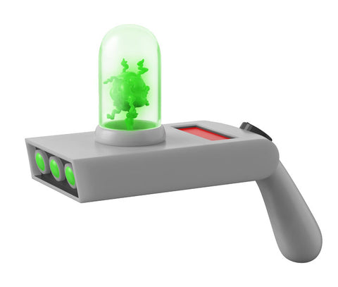Funko Rick & Morty Portal Gun with lights and sound