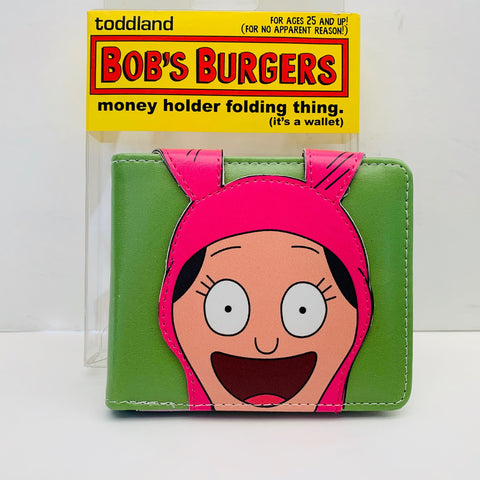 Bob's Burgers - Louise ears wallet (SDCC 2017) - edition of 150 pcs