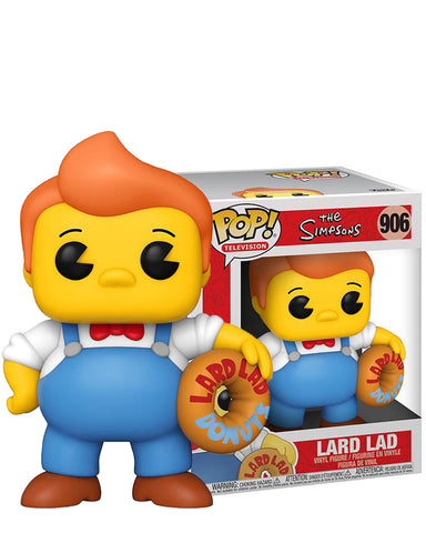 "Funko 6"" POP! The Simpsons - Lard Lad"