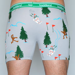 downhill underpants!