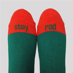 mistletoes socks