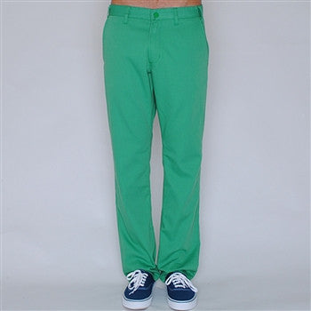 the greatest pants in the universe - kelly green