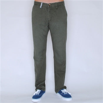 shipwreck pants - forest green