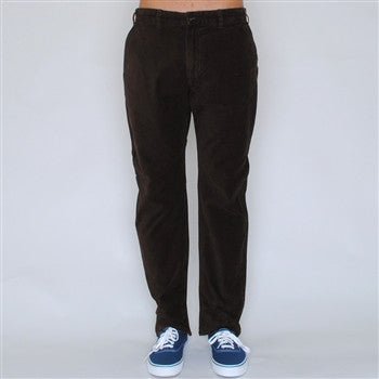 cordizontal cords (greatest pants in the universe)- chocolate