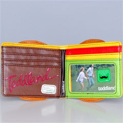 SDCC 2018 Toddland (non-bob's burgers) world famous deliciousness burger wallet