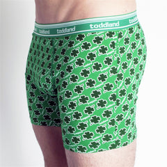 shamrocks underpants!
