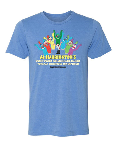 2020 Family Guy Al Harrington's tee