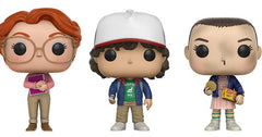 Funko POP! Stranger Things - Dustin