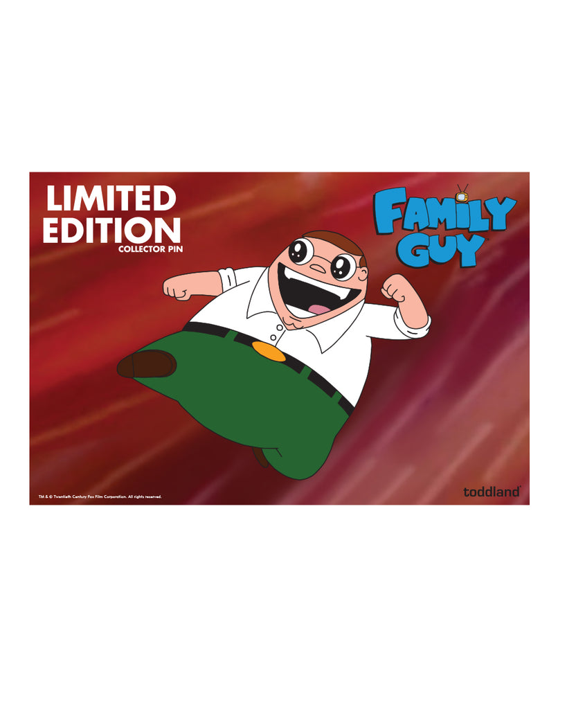 2020 Family Guy Peter's Anime Phase enamel pin