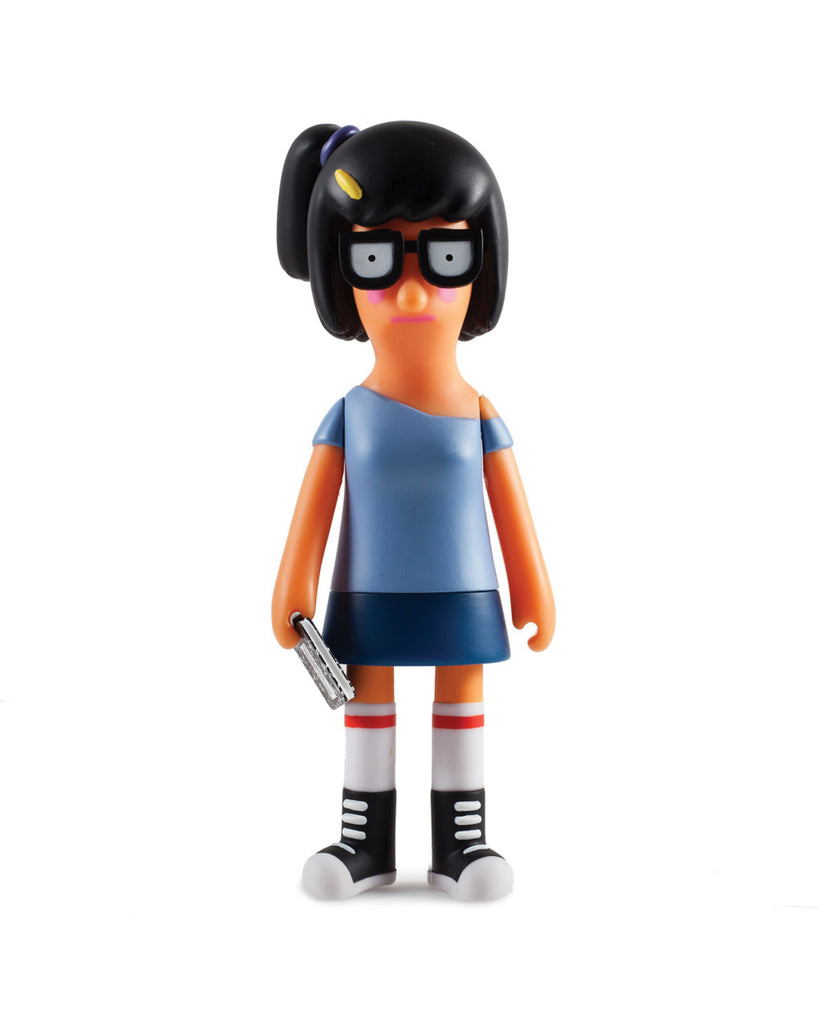 "SDCC 2017 - Kidrobot Bob's Burgers BAD Tina 7"" Medium Figure (SDCC Pickup only)"