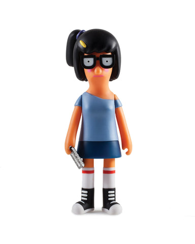 "Kidrobot Bob's Burgers BAD Tina 7"" Medium Figure (BOB'S LIVE/ORPHEUM PICKUP ONLY)"