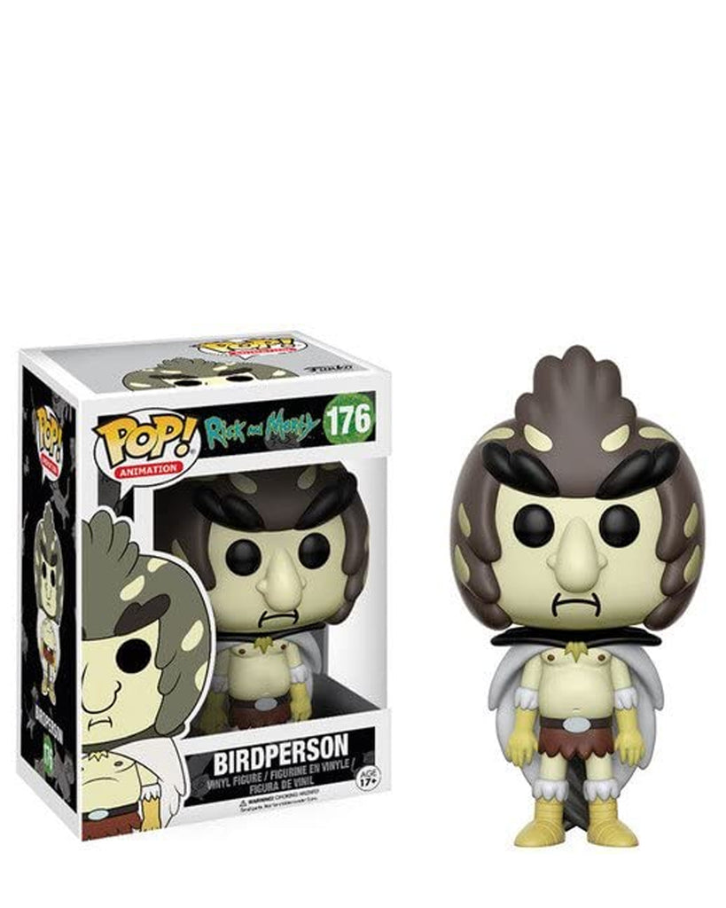 Funko POP! Rick & Morty - Bird Person