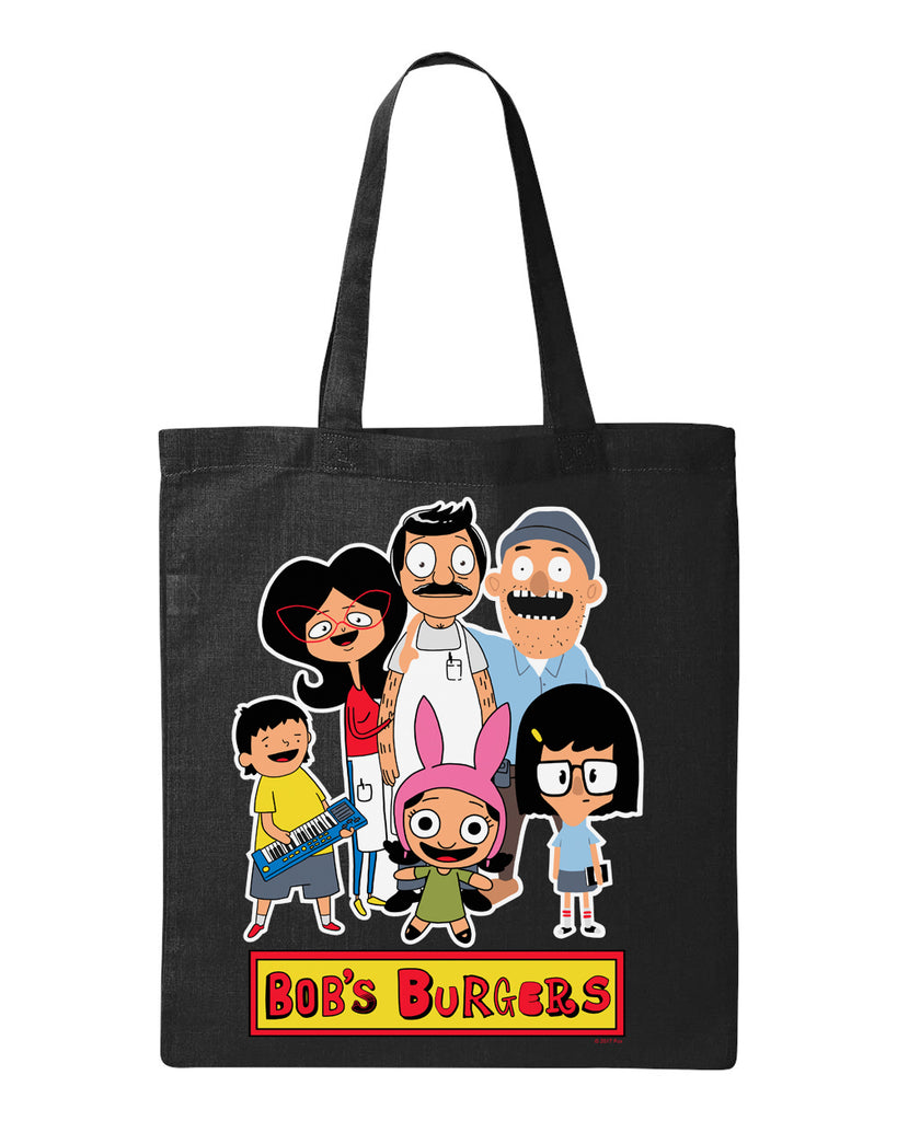 Bob's Burgers Exclusive fan art tote