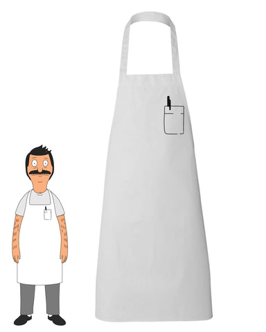 Bob's Apron (Wondercon pickup only)