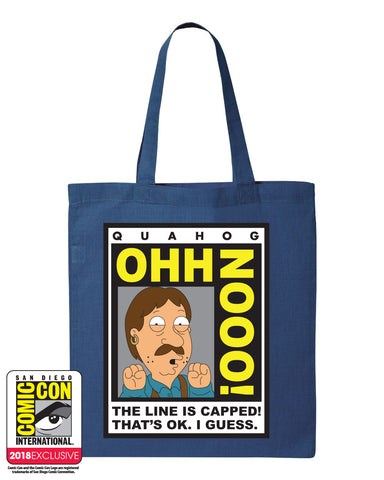 SDCC 2018 Exclusive Bruce tote (SDCC pickup only)