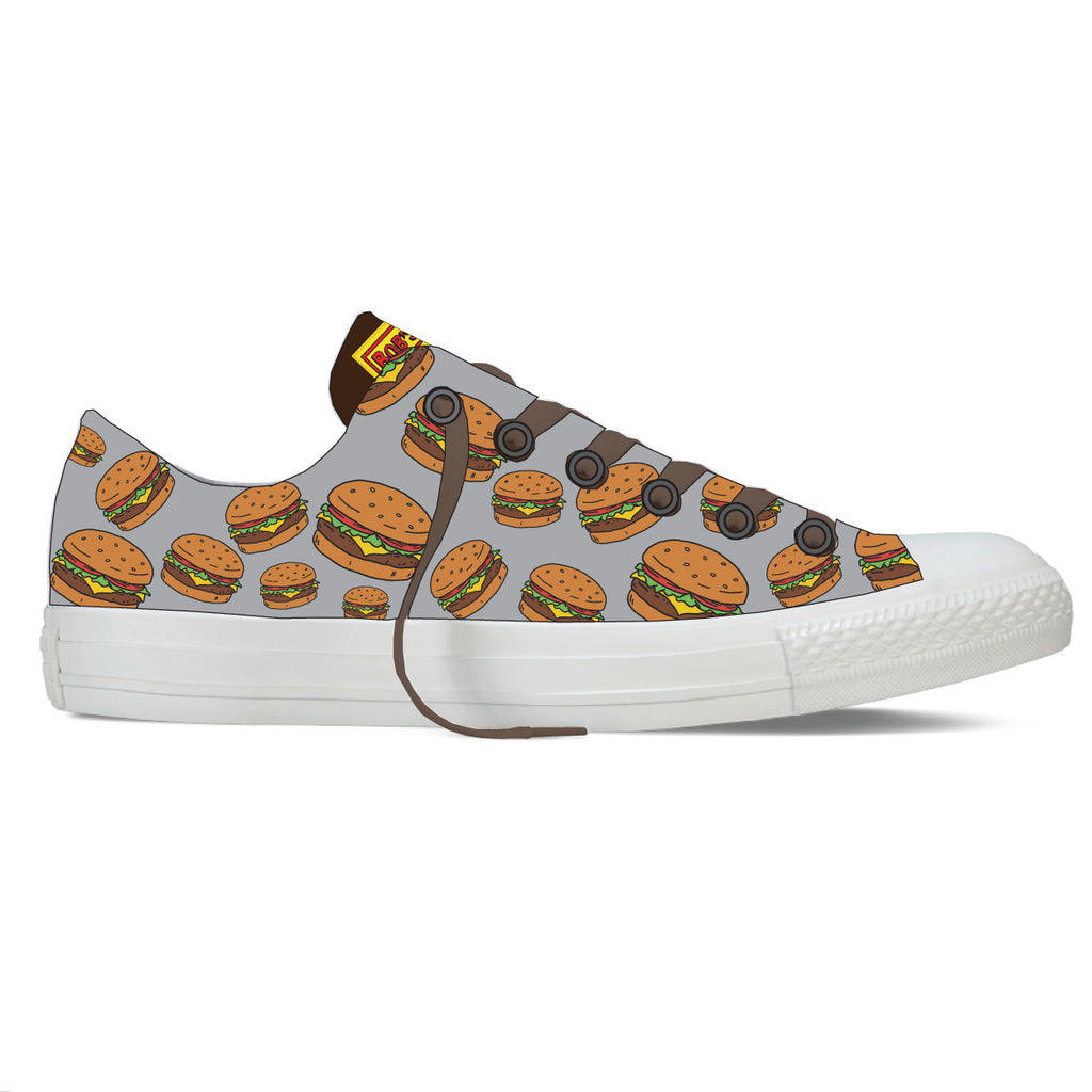 400515a45b burgers low lace up shoes (limited edition of 150) – basekamp   toddland