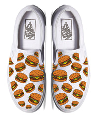 SDCC 2016 Burgers slip on (limited edition of 150) (WONDERCON PICKUP ONLY)