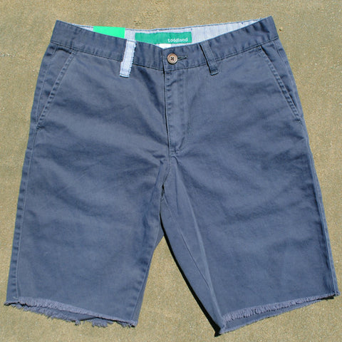 shipwreck shorts - gray