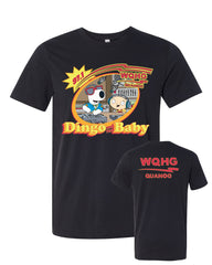 SDCC 2018 Dingo and the Baby Tee vintage black (SDCC pickup only)