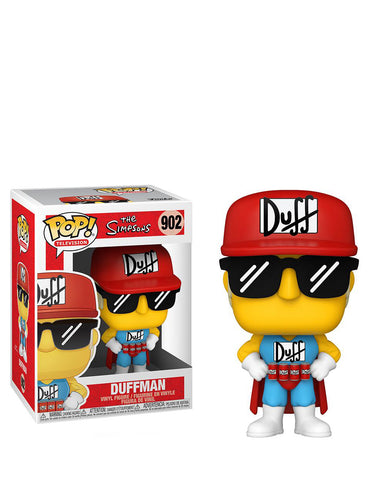 "Funko POP! The Simpsons - Barry ""DUFFMAN"" Huffman"