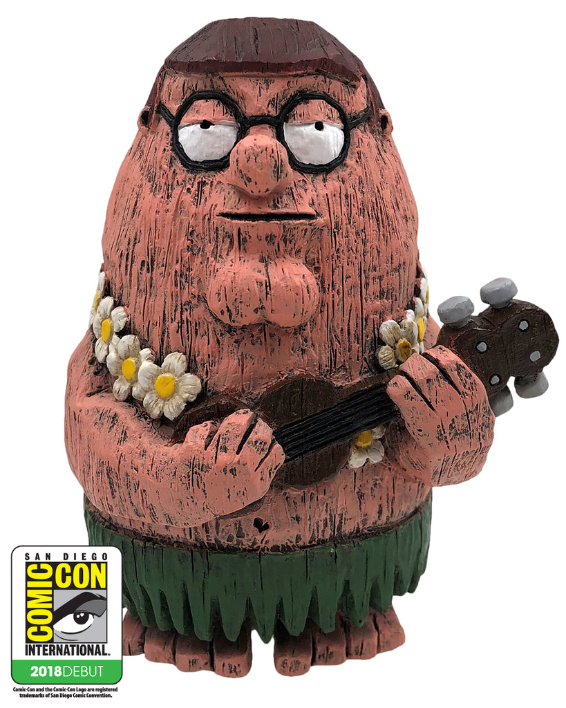ARCHIVE: SDCC 2018 Family Guy Exclusive toddland x Eekeez Peter Griffin - le of 360
