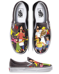 Food Fight slip on (limited edition of 150)