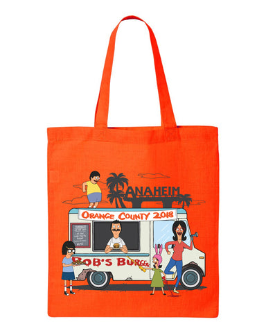 Wondercon 2018 Exclusive Food Truck Tote (Wondercon pickup only)
