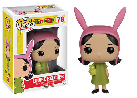 Funko Pop Bob's Burgers Louise #78 (non-exclusive) (BOB'S BURGERS LIVE/ORPHEUM PICKUP ONLY)