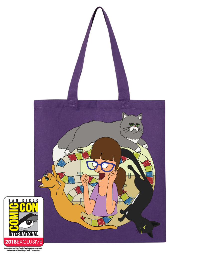 SDCC 2018 Exclusive Gayle Tote (SDCC pickup only)