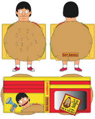 SDCC 2016 Gene Burger outfit wallet (limited edition of 150) (WONDERCON PICKUP ONLY)